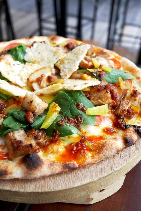 Kong Bak Kiam Chye pizza 3